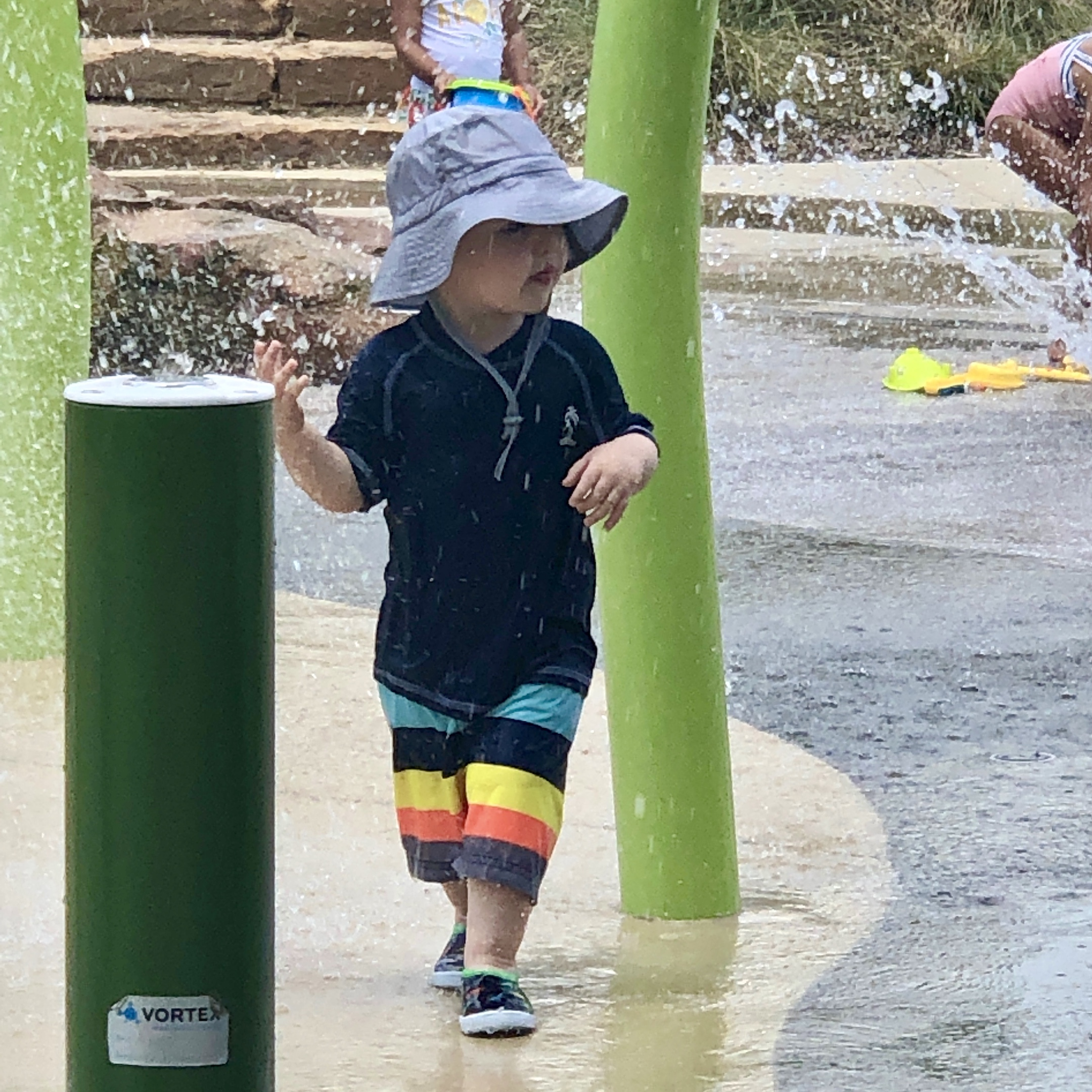 The Best Splash Pad in the Fort Worth Area